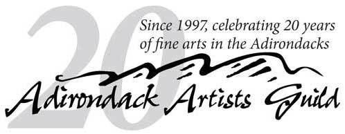 Guild of Adirondack Artists logo